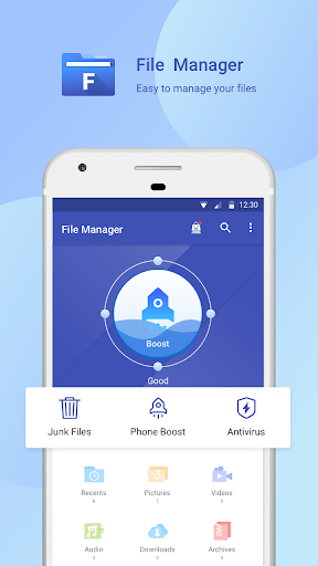 File Manager - Lite for PC