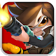 Cartoon warrior -Fight and guns (game)