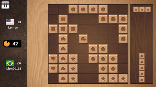 Screenshots von Wood Block Match 7
