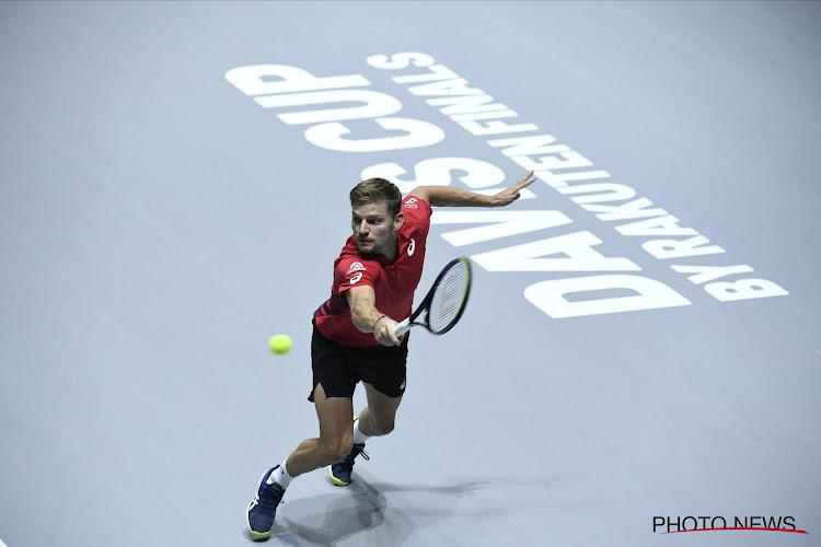 🎥 David Goffin vecht zich in drie sets naar overwinning op Davis Cup