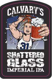 Logo of Waddells Calvary's Shattered Glass Imperial IPA