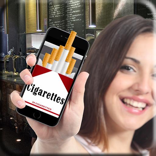 Smoke cigarettes