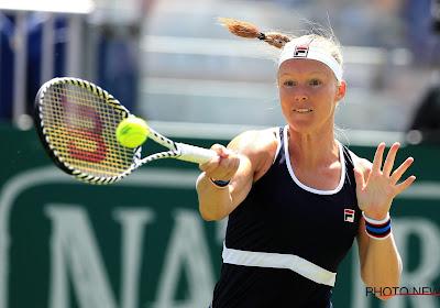 Kiki Bertens geeft verstek voor WTA-toernooi in Adelaide