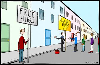 Photo: http://www.bonkersworld.net/hugs/ #comic