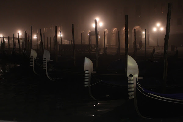 Night in Venice  di caterina_kitta