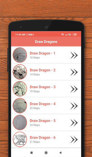 How to Draw Dragon 5.0 screenshots 1