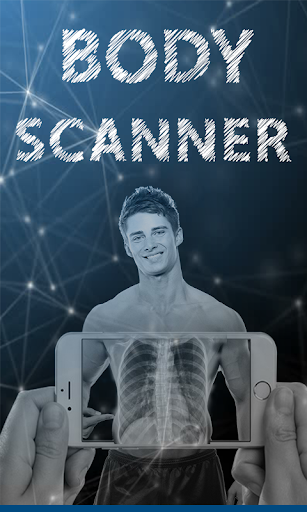 Body Scanner Real X-Ray Camera - Cloth Free Prank by zealstore