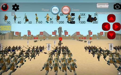 Clash Of Cleopatra 1.3 screenshots 4