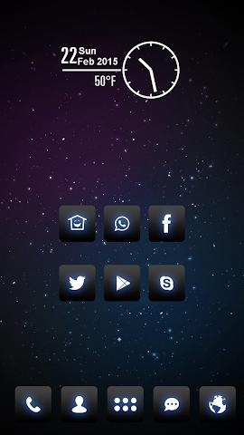 android The Black Night Screenshot 0