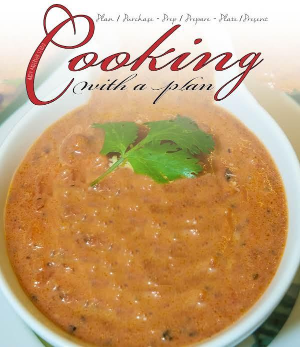 Creamy Tomato/basil Soup With A Twist Recipe