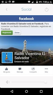RadioVicentina- screenshot thumbnail