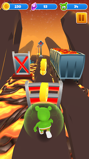 Gummy Bear Running - Endless Runner 2020 1.1.3 screenshots 14