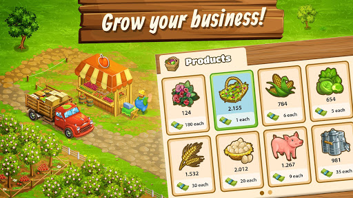 Big Farm: Mobile Harvest u2013 Free Farming Game 4.17.15768 screenshots 4