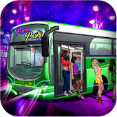Christmas Party Bus Driver: Bus Simulation Game