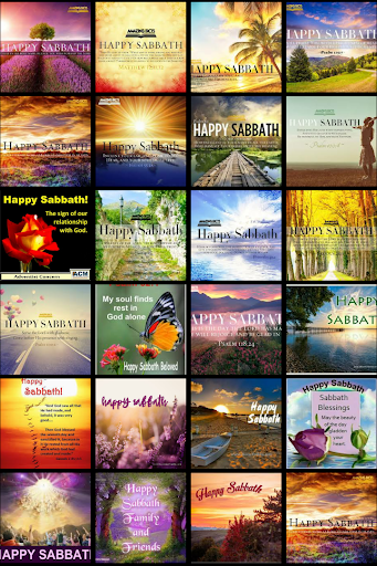 Happy Sabbath Quotes  screenshots 3