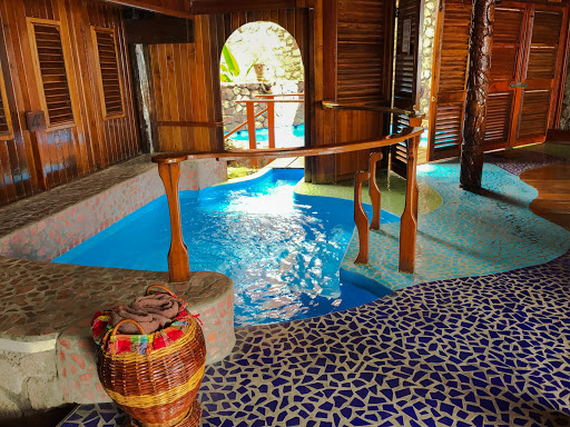Suite-with-pool.jpg - A suite with an interior pool at Ladera Resort on St. Lucia.