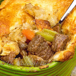Deep Dish Meat and Veggie Pot Pie
