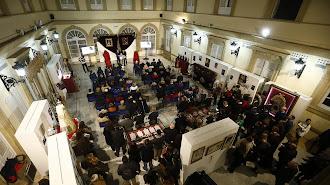 Acto celebrado en Diputación para presentar los actos del XXV Aniversario.
