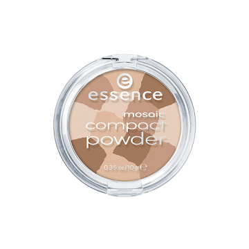 Polvo Essence Mosaic Sunkissed Beauty Tono01 10g x 1Und