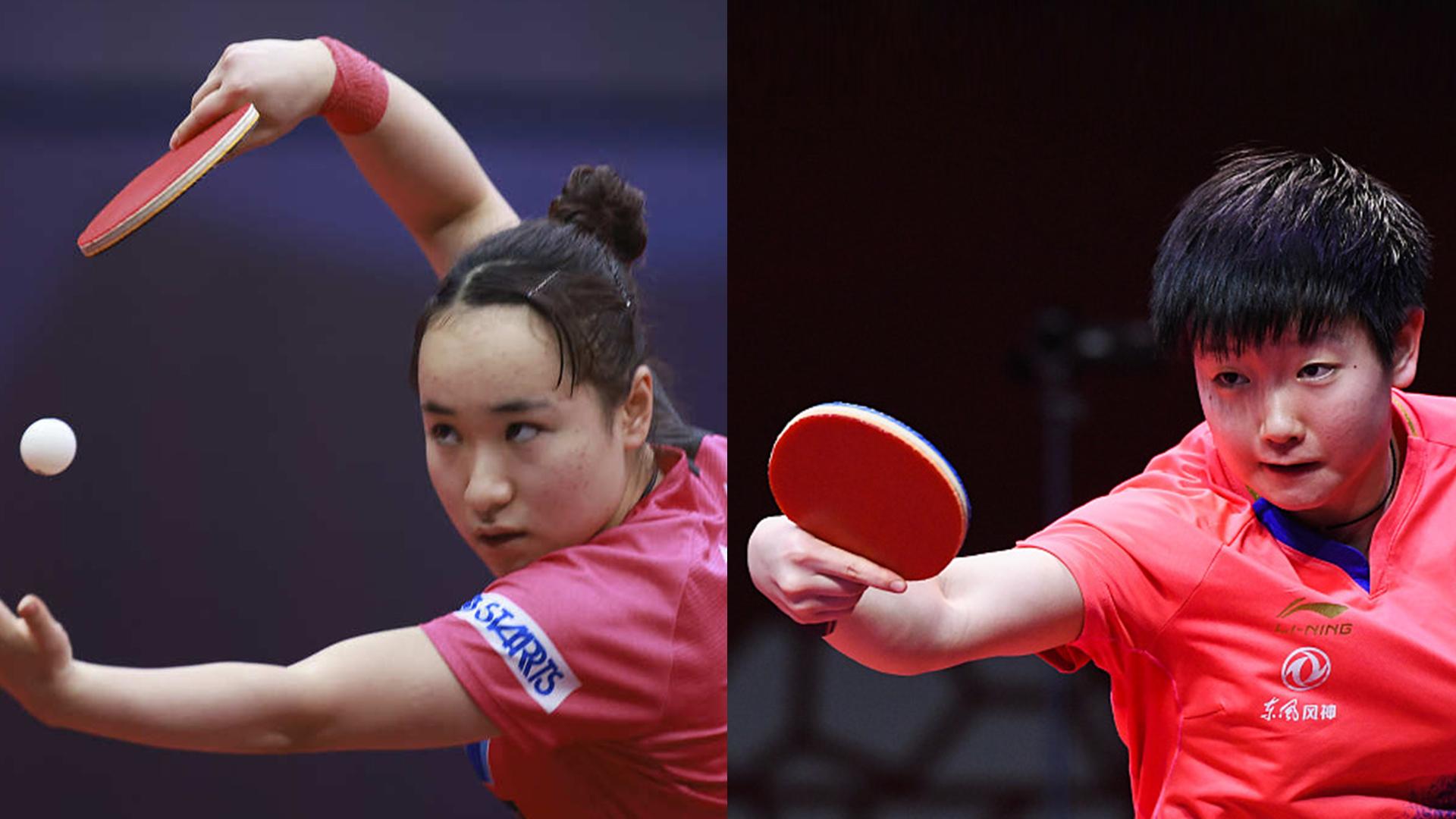 Các vận động viên bóng bàn Trung Quốc là bức tường thành mà ai cũng muốn vượt qua đối với các tay vợt đến từ các quốc gia khác