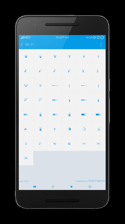 Flat Style Bar Indicators Screenshot 2