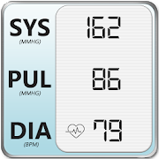 Blood Pressure Diary: BP Info Checker Data Tracker