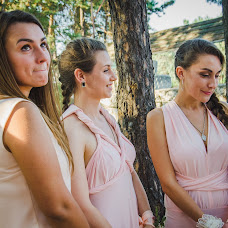 Wedding photographer Yusya Samsonova (Samsonova). Photo of 05.03.2017