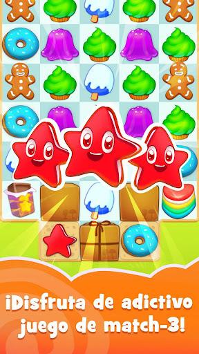 Candy Riddles: Gratis Match 3 Puzzle  trampa 1