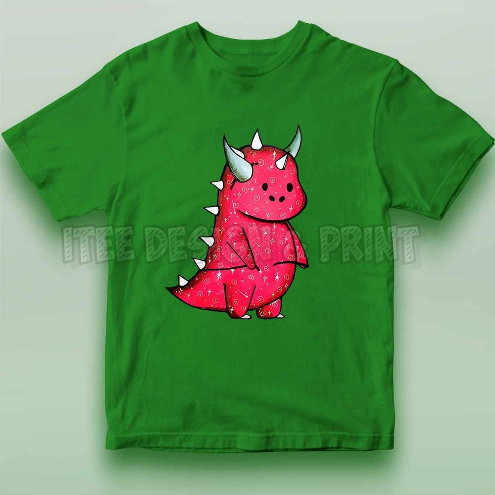 TikTok Dino Merah 18