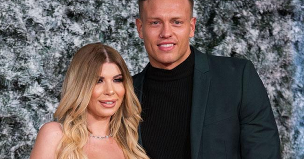 Olivia Buckland and Alex Bowen star in Love Island spin-off