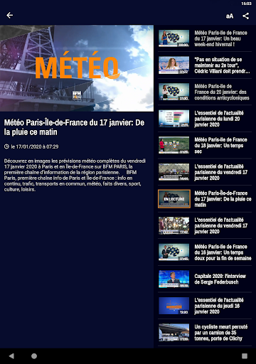 BFM Paris 2.2.0 Screenshots 8