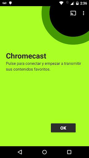 Chromecast Control for PC