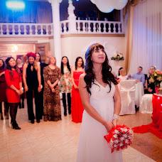 Wedding photographer Natalya Menshikova (ginger). Photo of 24.12.2016