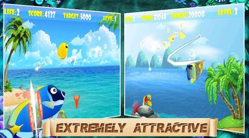 Ninja Fish - Fish Cut 1.0.2 screenshots 6