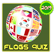 World Flags Quiz Game 2019 - All Country Flags