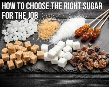 How To Choose The Right Sugar For The Job Recipe