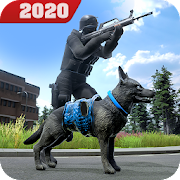 US Police Dog Duty - Police Dog Simulator 2019