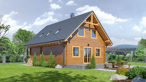 projekt Bartne drewniane 8-0k