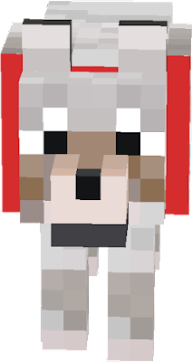 i love wolves / dogs in minecraft