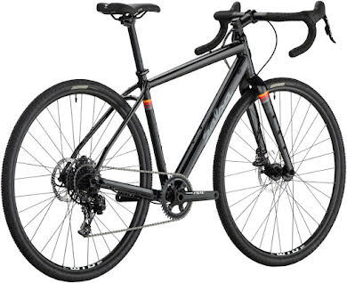 Salsa Journeyman Apex 1 700 Bike - 700c Black alternate image 3