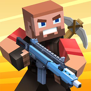 Craft Shooter Online – Building & Shooting Games for PC