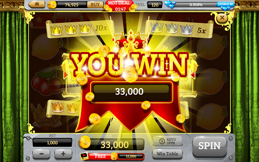 Jackpot slots party 1.2 screenshots 5