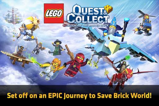 LEGOu00ae Quest & Collect 1.0.13 screenshots 1