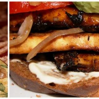 Tofu Sandwich Slices Recipes