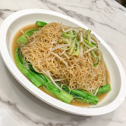 81. Egg Noodle with Ginger and Scallion