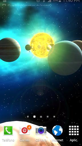 Mystical Space 3D Lwp Lite
