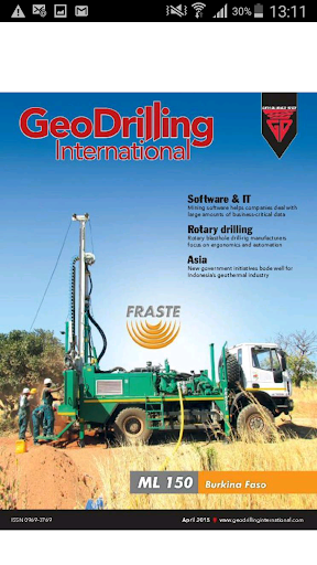GeoDrilling International