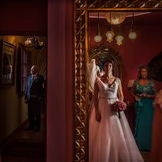 Wedding photographer Carlos De la fuente alvarez (FOTOGRAFOCF). Photo of 17.10.2017