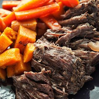 Balsamic Roast Beef.