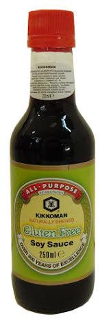 Kikkoman Tamari sojasås glutenfri 250 ml